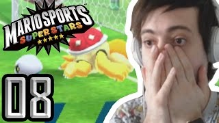 JE MARQUE CONTRE MON CAMP AU FOOT ! - MARIO SPORTS SUPERSTARS #08