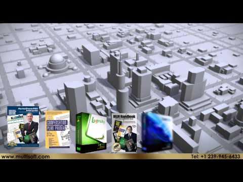 MarketpowerPRO MLM Software presented by MultiSoft Corporation