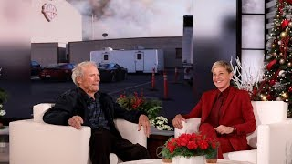 Clint Eastwood Went To Work Despite A Looming Studio Fire