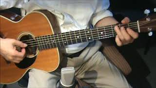 Lighthouse-James Taylor- chords-fingerstyle-cover