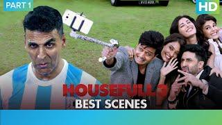 Housefull 3 Comedy Scenes - Akshay Kumar, Riteish Deshmukh, Abhishek Bachchan, Nargis Fakri
