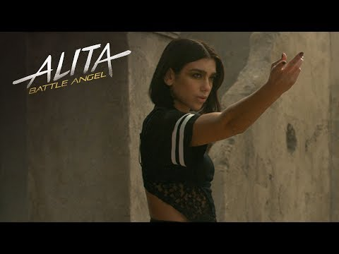 Alita: Battle Angel | Dua Lipa - Swan Song Tease | 20th Century FOX - 20th Century Fox