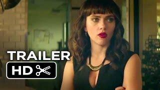 Chef Official Trailer #1 (2014) - Scarlett Johansson, Robert Downey Jr. Movie HD