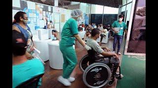 Reabilitação de pacientes com sequelas pós-COVID-19 - 21/06/2021 14:00