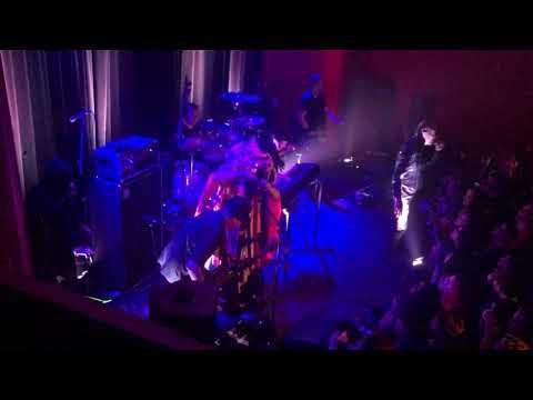 'Bela Lugosi's Dead' live 3.22.19 - Ruby Tour