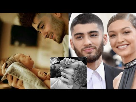 Zayn Malik And Gigi Hadid Welcome Baby Girl