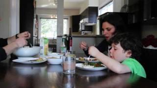 Preschool - 3-5y: Mealtime