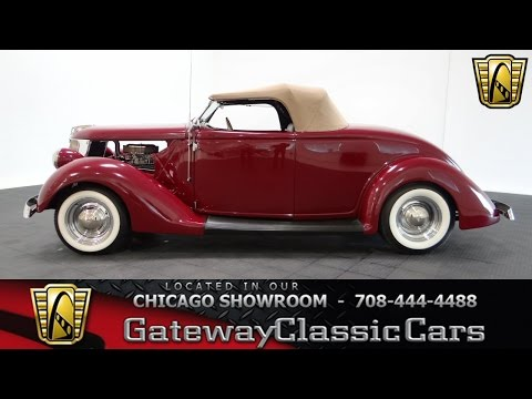Video of '36 Roadster - KEZH