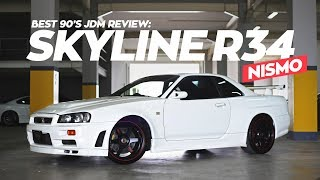 Skyline R34 Nismo Review!