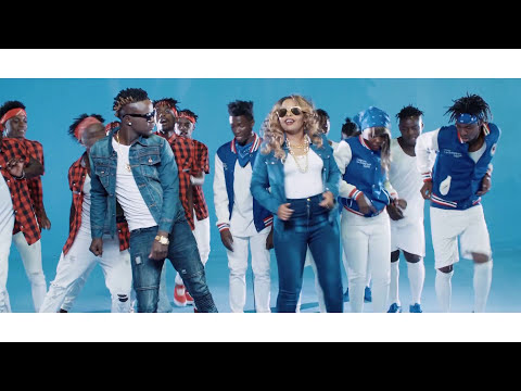Tiga Wana Wee! Willy Paul features Size 8 in latest hit video