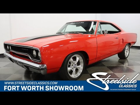 1970 Plymouth Road Runner (CC-1419509) for sale in Ft Worth, Texas