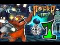 Vamos A Jugar Monster Lab Parte 1: quot bienvenido A La