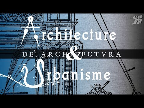mp4 Logo Architecture Urbanisme, download Logo Architecture Urbanisme video klip Logo Architecture Urbanisme