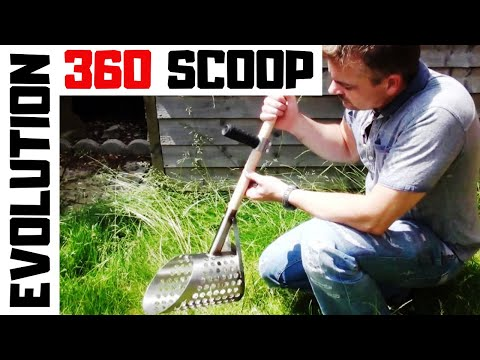 Evolution 360 Sand Scoop