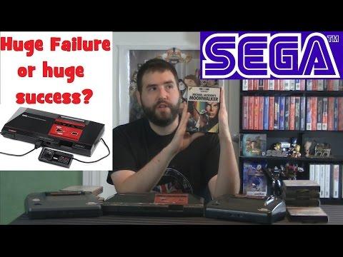 Third VideoGame Generation Recap - Sega Master System (Mark III) - Adam Koralik