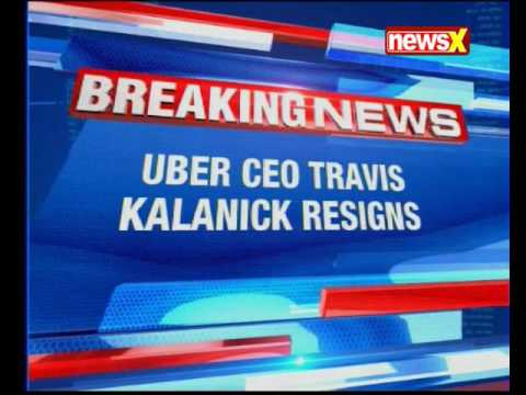 , title : 'Uber co-founder Travis Kalanick resigns as CEO'