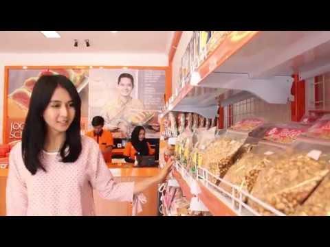 Video Jogja Scrummy Oleh-Oleh baru Yogyakarta