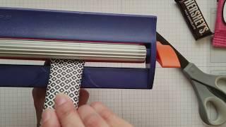 Mini Candy Bar Wrapper