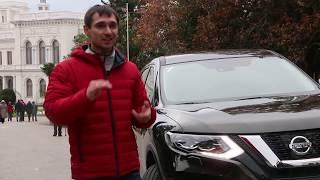 Правда о Nissan X-trail 2019 отзывы, обзор, тест-драйв Александр Сошников