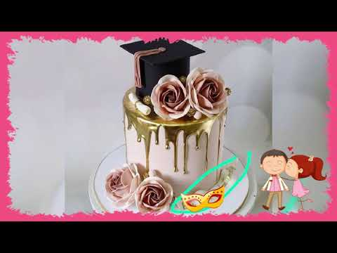 Best graduation hand made cakes