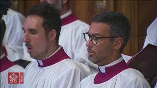 St Peter's Basilica - Funeral of Cardinal Jean-Louis Tauran