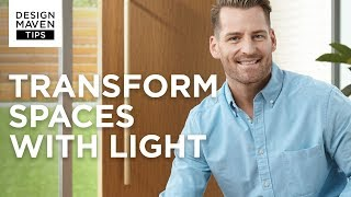 Transform Spaces With Light