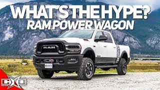 Ram Power Wagon || Whats The Hype?