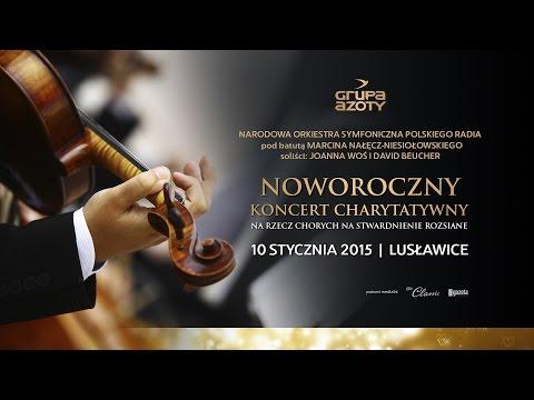 Noworoczny Koncert Charytatywny Grupy Azoty 2015 - reportaż filmowy - zdjęcie
