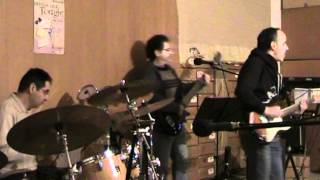 ROCKAFONE in the gallery (Dire Straits cover)