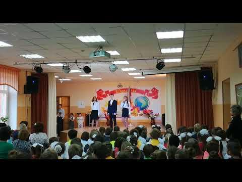 """Проза от 7 А """"Учителю посвящается"""" День учителя 2017"""