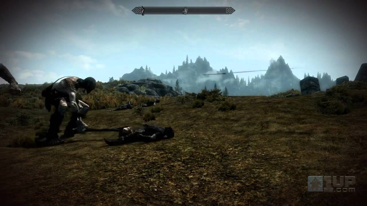 Skyrim Super Bowl Sim Says Giants Win In A Rout