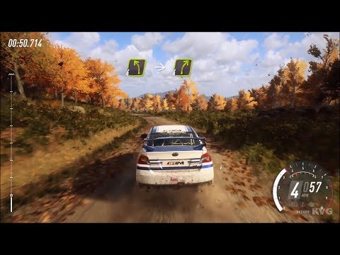 DiRT Rally 2.0 Gameplay (PS4 HD) [1080p60FPS]