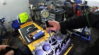 Промеряем мотор BMW M54 M52