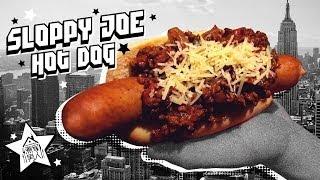 Sloppy Joe Hotdog 熱狗 - 考試/Exam