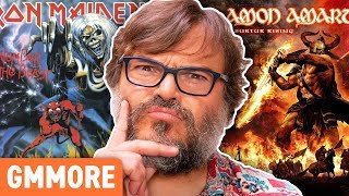 What's The Most Metal Album Cover Ever? ft. Jack Black - Video Youtube