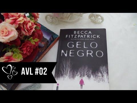 Viajei com: Gelo negro - Becca Fitzpatrick - AVL #02