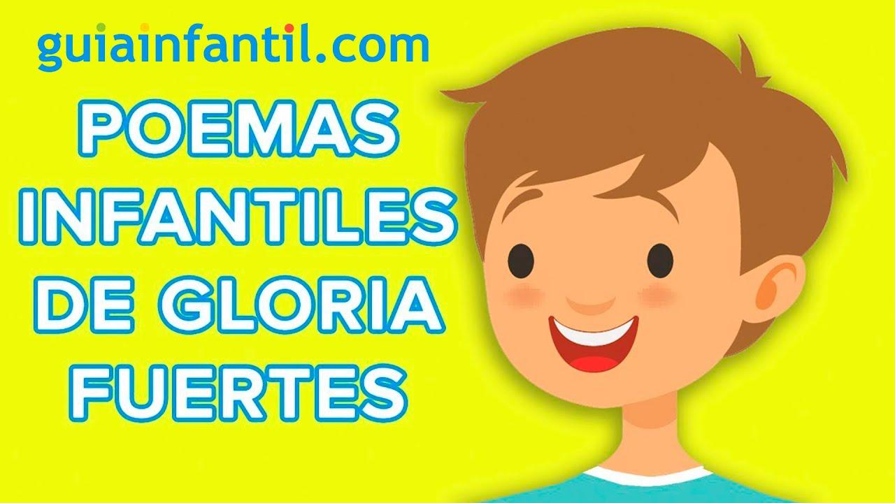 Poemas de Gloria Fuertes para niños | Poesía animada ????