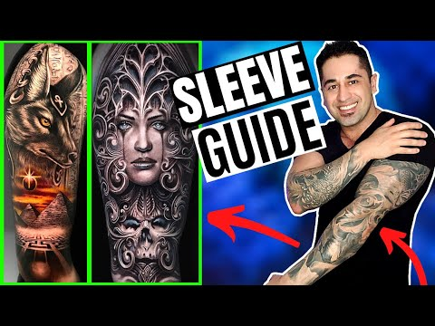 , title : 'Getting The BEST SLEEVE Tattoo | Tips On Building Your Tattoo Sleeve