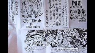 Evildead - The Awakening  [ FULL DEMO 1987 ]