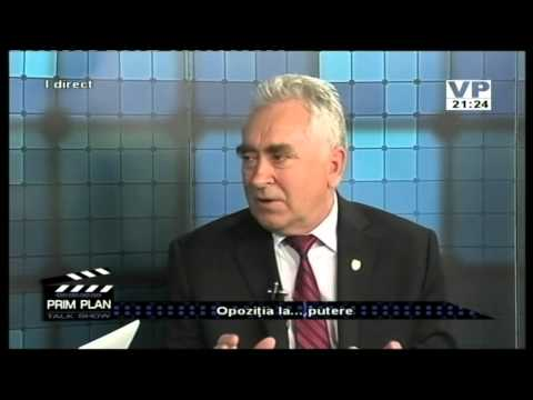 Emisiunea Prim Plan – Ioan Luchian – 16 aprilie 2015