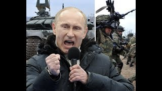 "Breaking News: ""Putin Deploys 1,000 Troops To Defend Russia From NATO Attack"""
