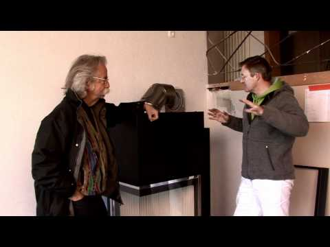 Videodreh bei Jean Pütz