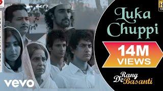 A.R. Rahman - Luka Chuppi Best Video|Rang De Basanti