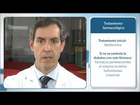 Hinchazón con diabetes mellitus latente