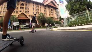 Evolve Skateboards @ KL Car Free Morning