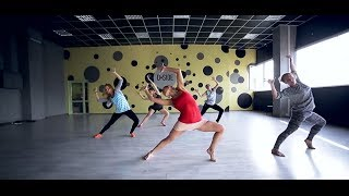 Aram MP3 - Not Alone | Contemporary choreography by Yana Abraimova | D.side dance studio