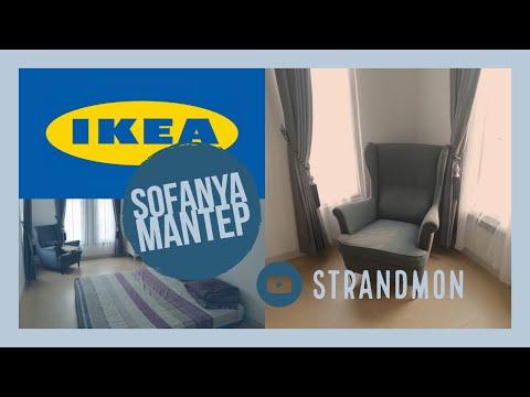 Strandmon IKEA Unboxing