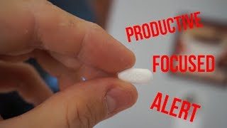 Modafinil 1 Month Review | Dosage & Side Effects | Pros & Cons