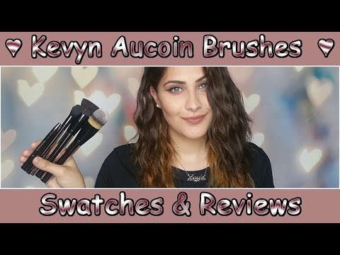 The Angled Foundation Brush by Kevyn Aucoin #5