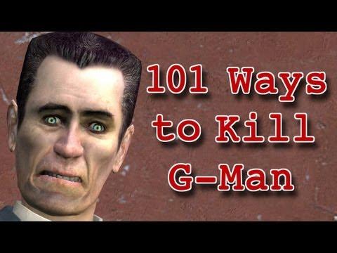 101 sposobów na zabicie G-Mana